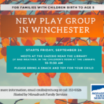 Winchester Play Group